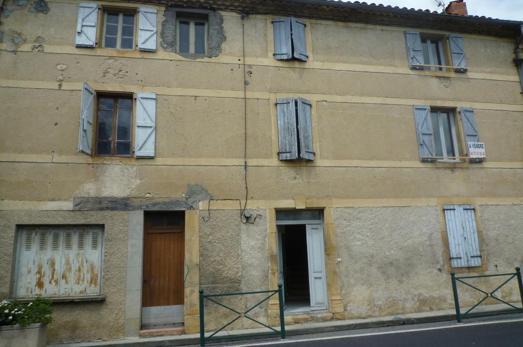 vente maison 3 pièces AURIGNAC 31420